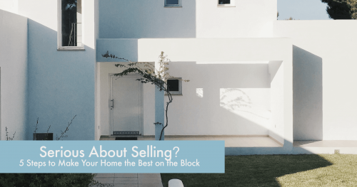 5 Steps to Make Your Home the Best on the Block